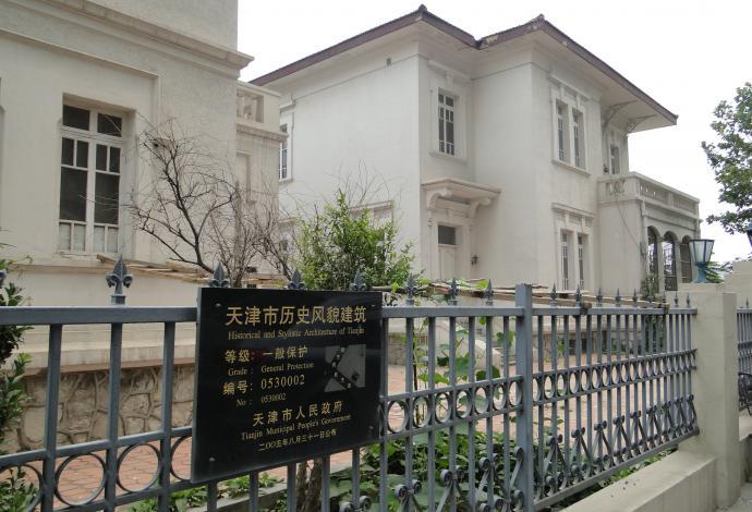 中国农村两层半小别墅外观效果图